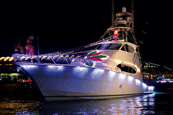 San Juan Christmas Boat Parade