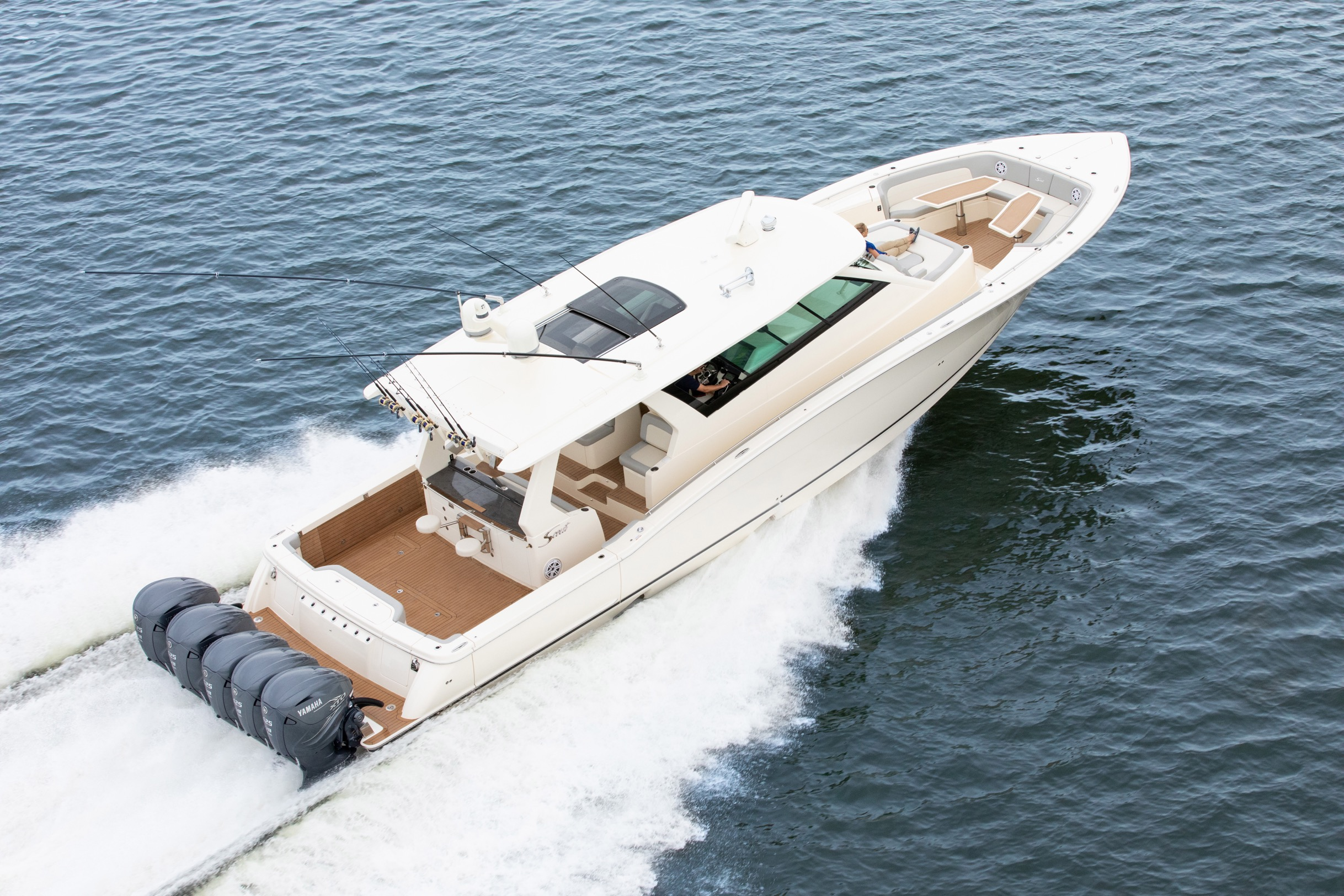 Scout to Debut Latest Flagship at Miami International Boat Show: The All-New 530 LXF