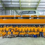 "Balance Catamarans is pleased to announce the launch of Balance 526 Hull #6 ""Alani"" in Cape Town, South Africa."
