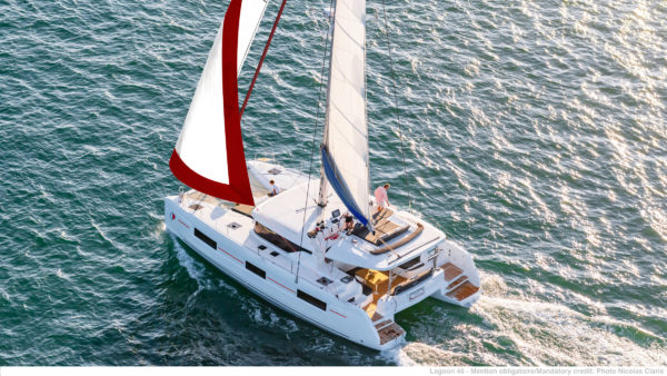 New Sunsail 464 Lagoon Catamaran