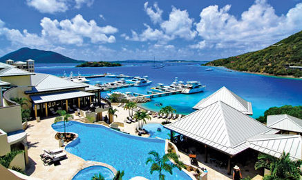 Scrub Island is the PERFECT place to Charter a Boat using Dream Yacht Charter