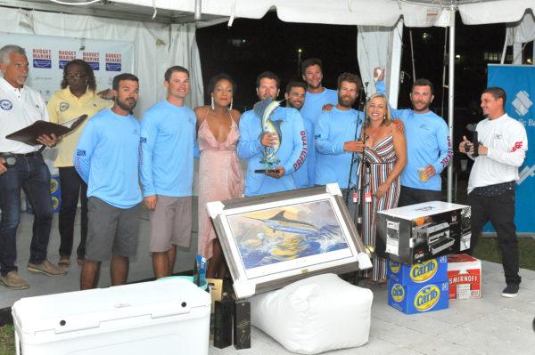 2nd place boat - Predator - Trinidad & Tobago