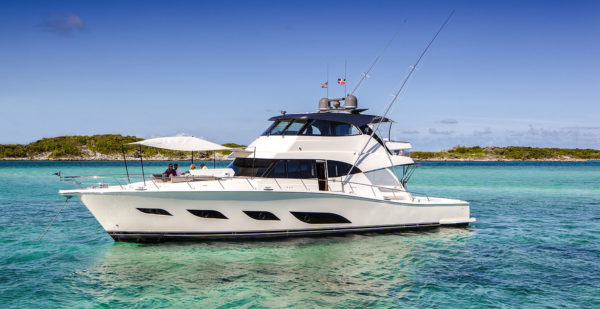 The Australian company's on-water display includes its new Belize 66 Sedan, long-range and luxurious Riviera 72 Sports Motor Yacht and sporty and adventurous 395 SUV.