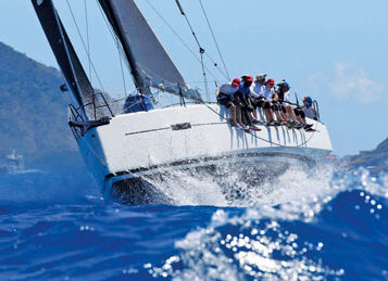 LV Yachting's Pata Negra (Marc Lombard 46)