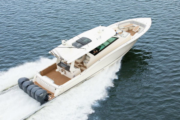 Scout Boats will debut its 'mega center console' 530 LXF, the company's newest luxury sportfishing vessel.