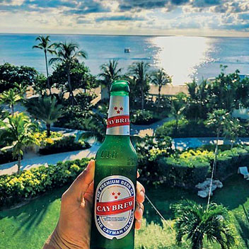 Caybrew by Cayman Islands Brewery