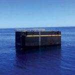Ercolino IV drifting at sea