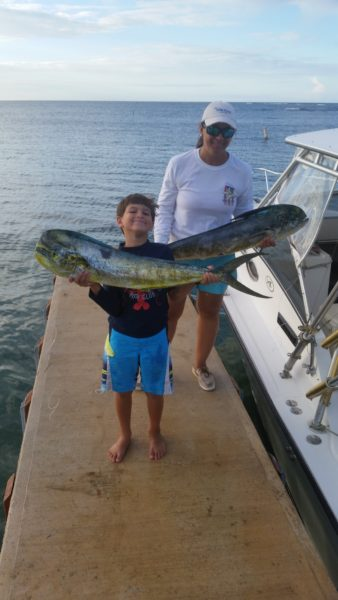 Photos from Capt. Luis/Puerto Rico