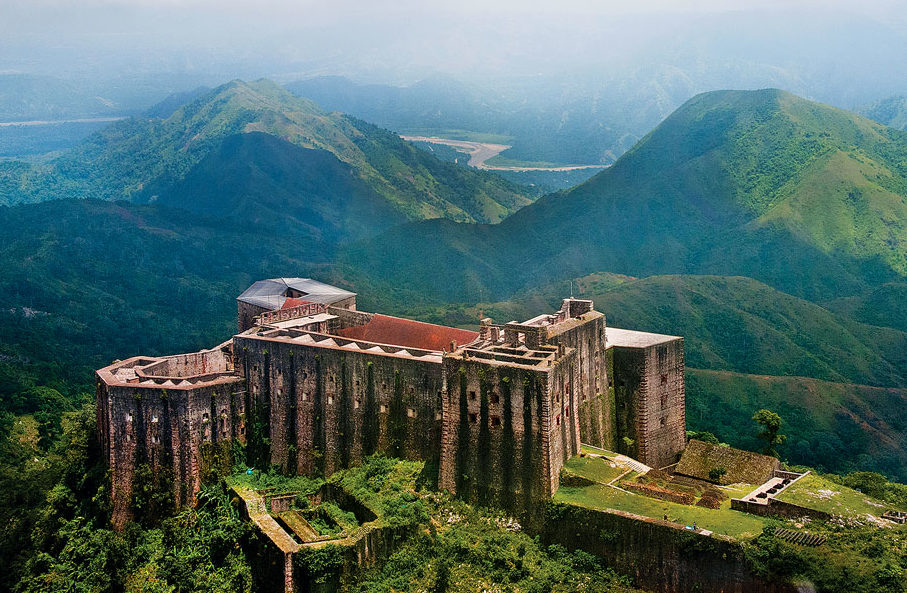 CITADELLE LA FERRIERE KEY IMAGE COURTESY MINISTRY OF TOURISM (Haiti)