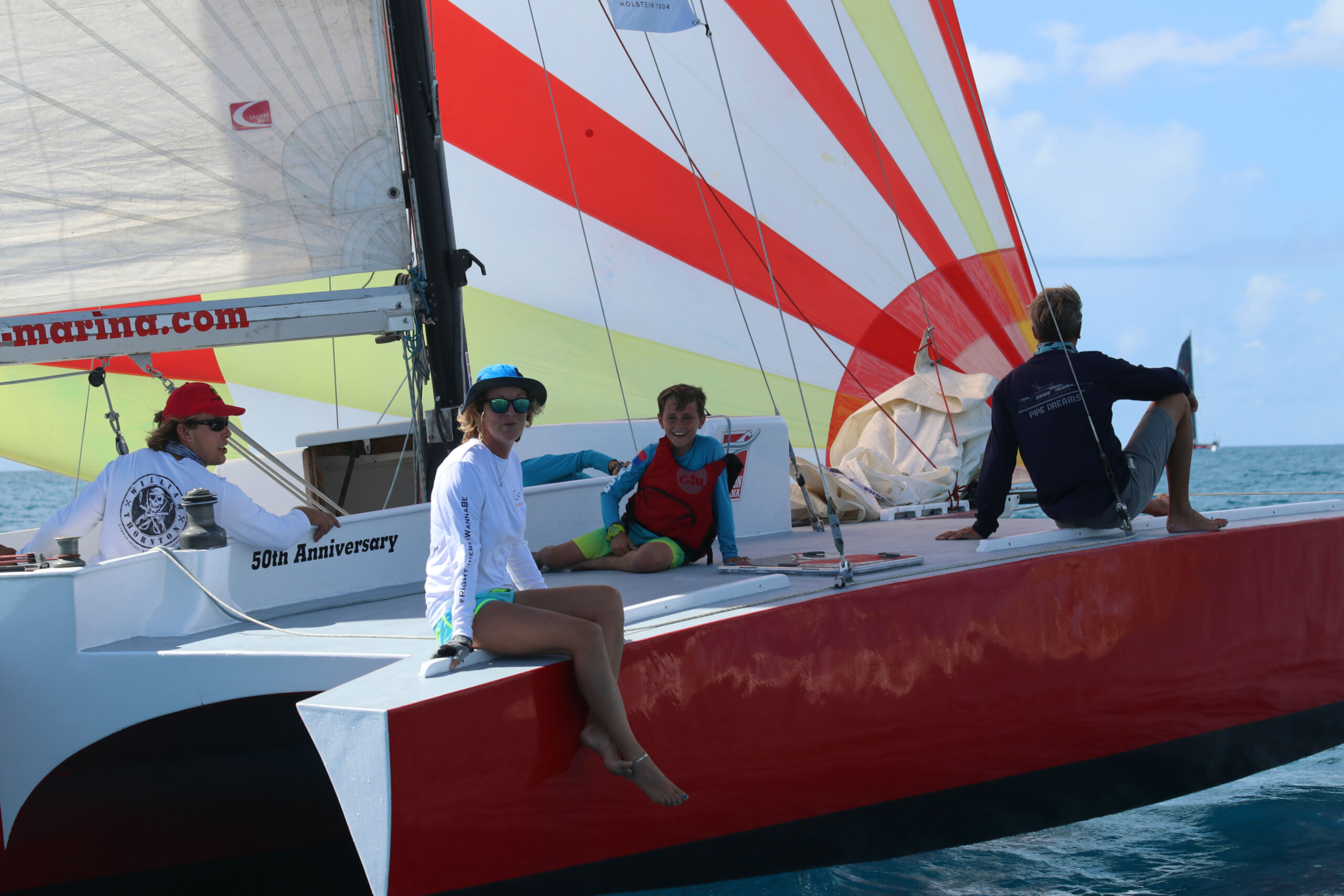 Image courtesy of the Caribbean Multihull Challenge
