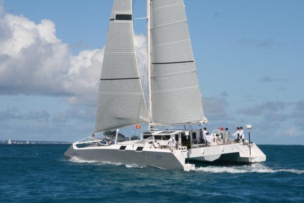 Image courtesy of the Caribbean Multihull Challenge