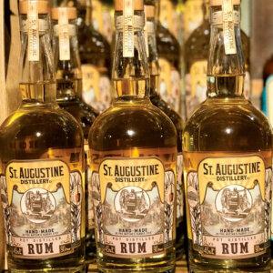 Rum Review: St. Augustine Distillery Pot Distilled Rum