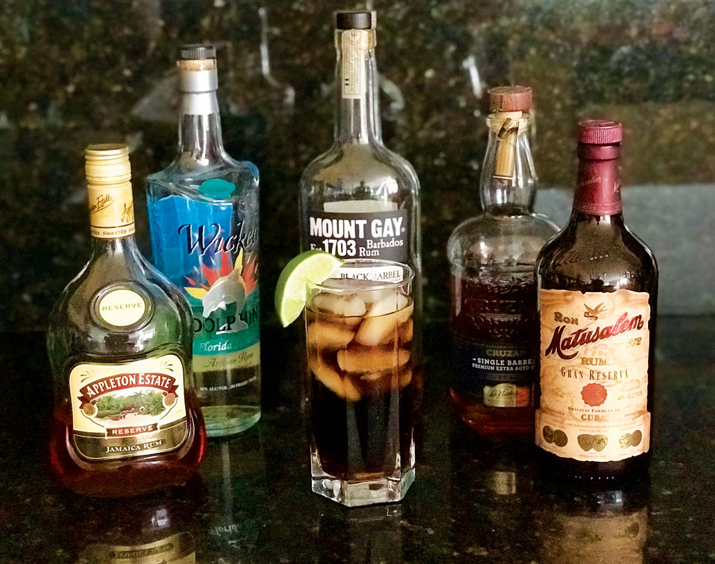 What rum is the BEST for making a Rum and Coke?