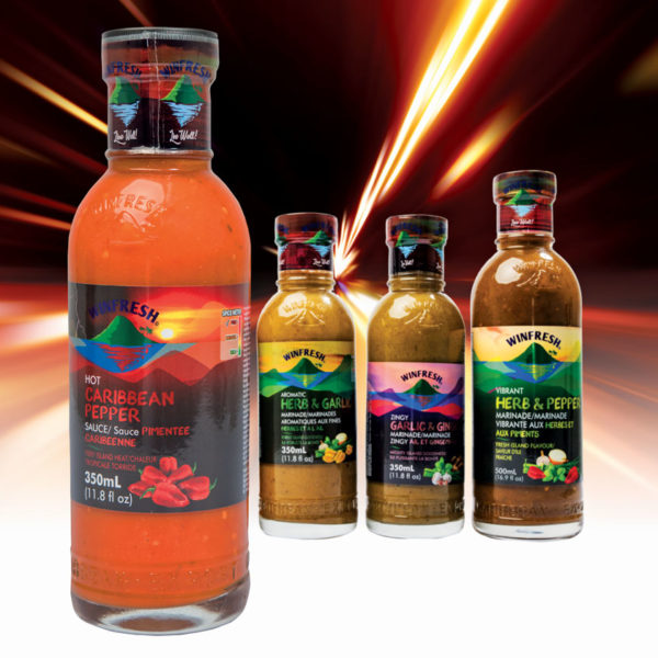 Hot Caribbean Pepper Sauce