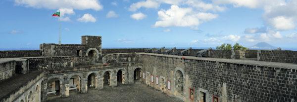 Brimstone in St. Kitts