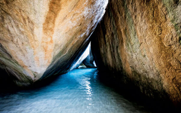 The Baths, British Virgin Islands. Courtesy BVI Tourist Board
