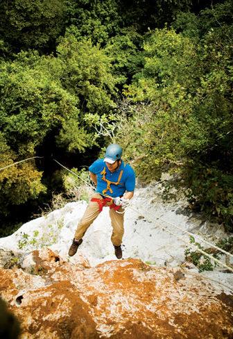Black Hole Drop, Belize. Courtesy: Belize Tourism Board