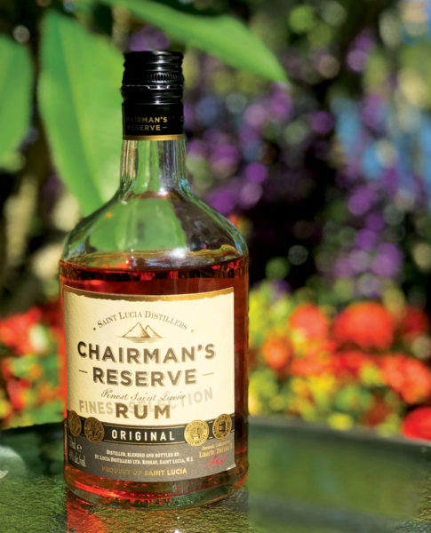 This month we decided to go to the island of Saint Lucia where the Pitons mountains play backdrop to lush rainforest and crystal white beaches. It's also home to Saint Lucia Distillers' Chairman's Reserve.