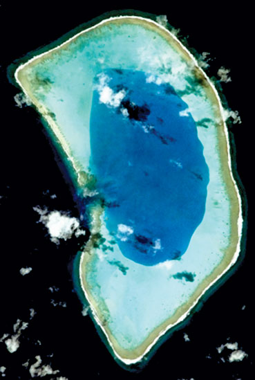 Photo of Beveridge Reef