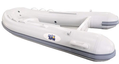 Success of its fiberglass models has led Budget Marine to expand its Carib Marine brand to include aluminum RIBs