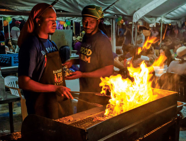 Oistins Festival, Barbados