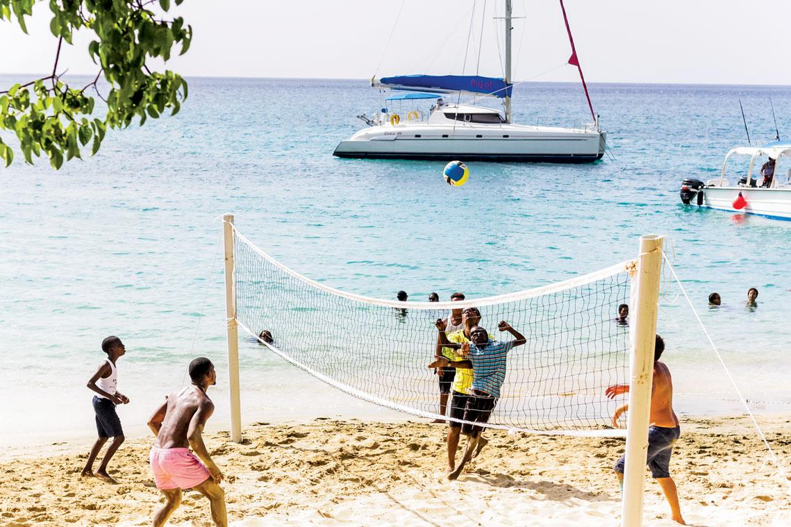 Keegan's Beachside Seafood Fest, St. Vincent & the Grenadines