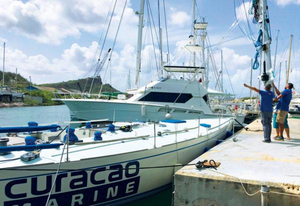 Curacao Marine Services