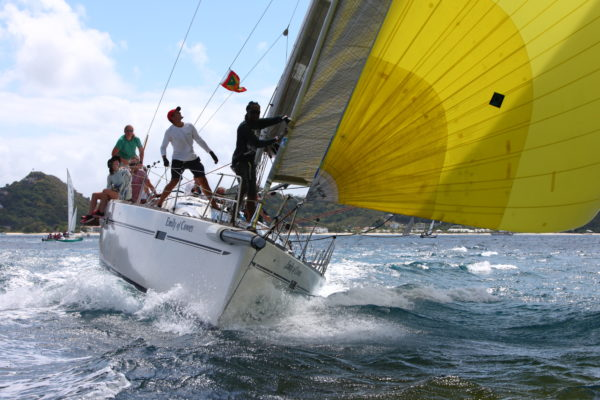Online registration is now OPENfor the highly anticipated Island Water World Grenada Sailing Week taking place 26 - 31 January 2020.