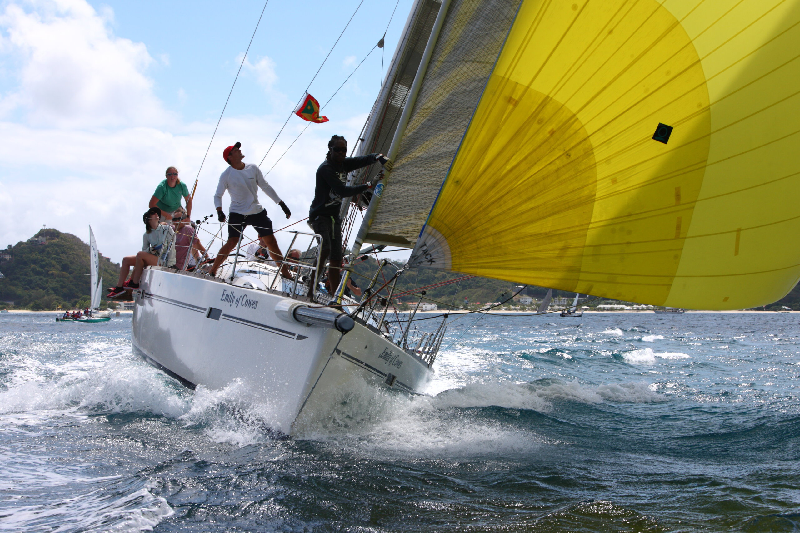Online registration is now OPEN for the highly anticipated Island Water World Grenada Sailing Week taking place 26 - 31 January 2020.