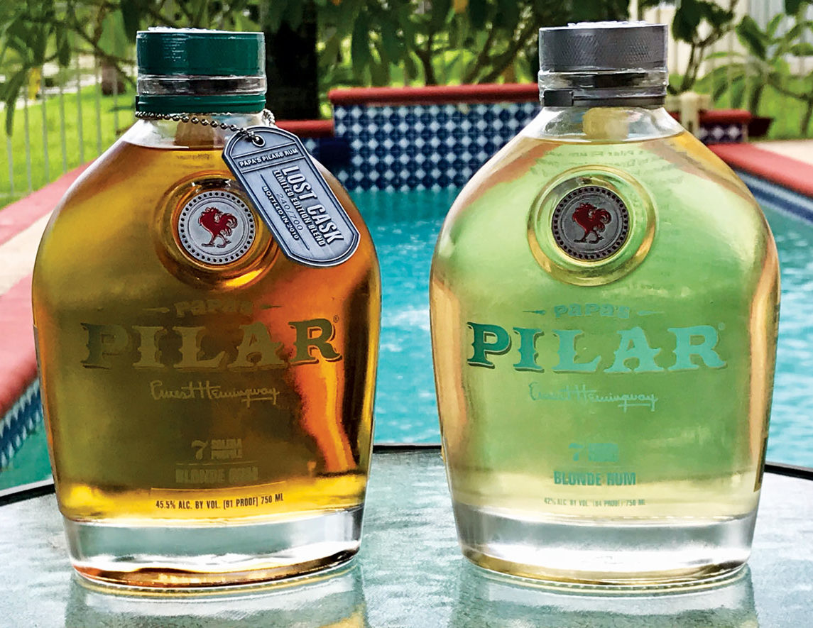 One of our favorite rums is Papa's Pilar 24 Dark Rum for its vanilla and honey nose, bourbon-like notes and texture on the palate, and a finish that satisfies our souls.