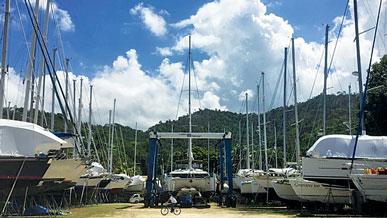 Peake Yacht Services