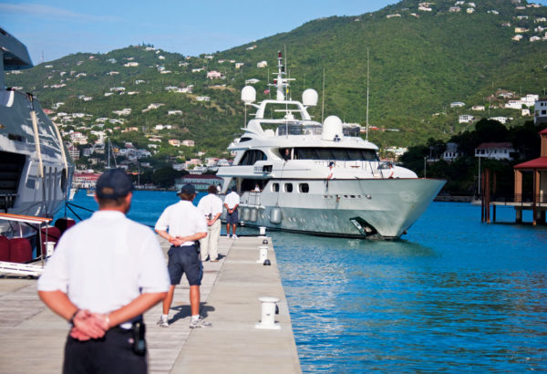 For nearly a decade, five of our marinas have consistently earned 5 Gold Anchor status, and now, with Yacht Haven Grande advancing to platinum level in 2019