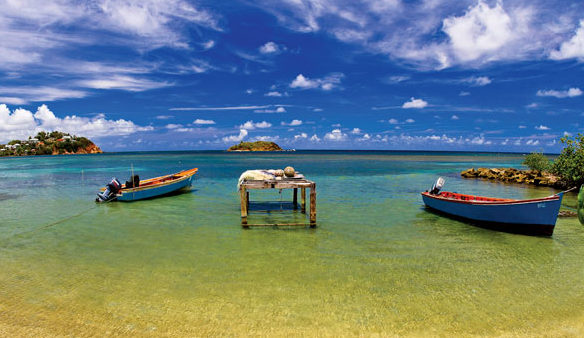 Credit Maree Base: C. Mastelli, Martinique Tourism Authority