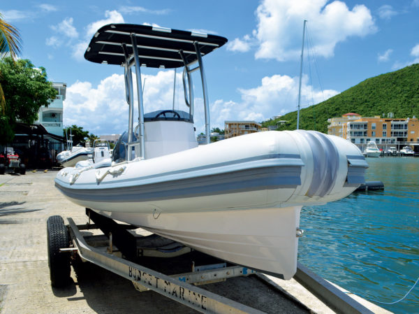 RIBS – rigid hard bottom inflatables – are increasingly multi-purpose and with this comes a multitude of features and designs.