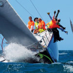 Grenada Sailing Week - Perseverare Diabolicum. Photo: Tim Wright