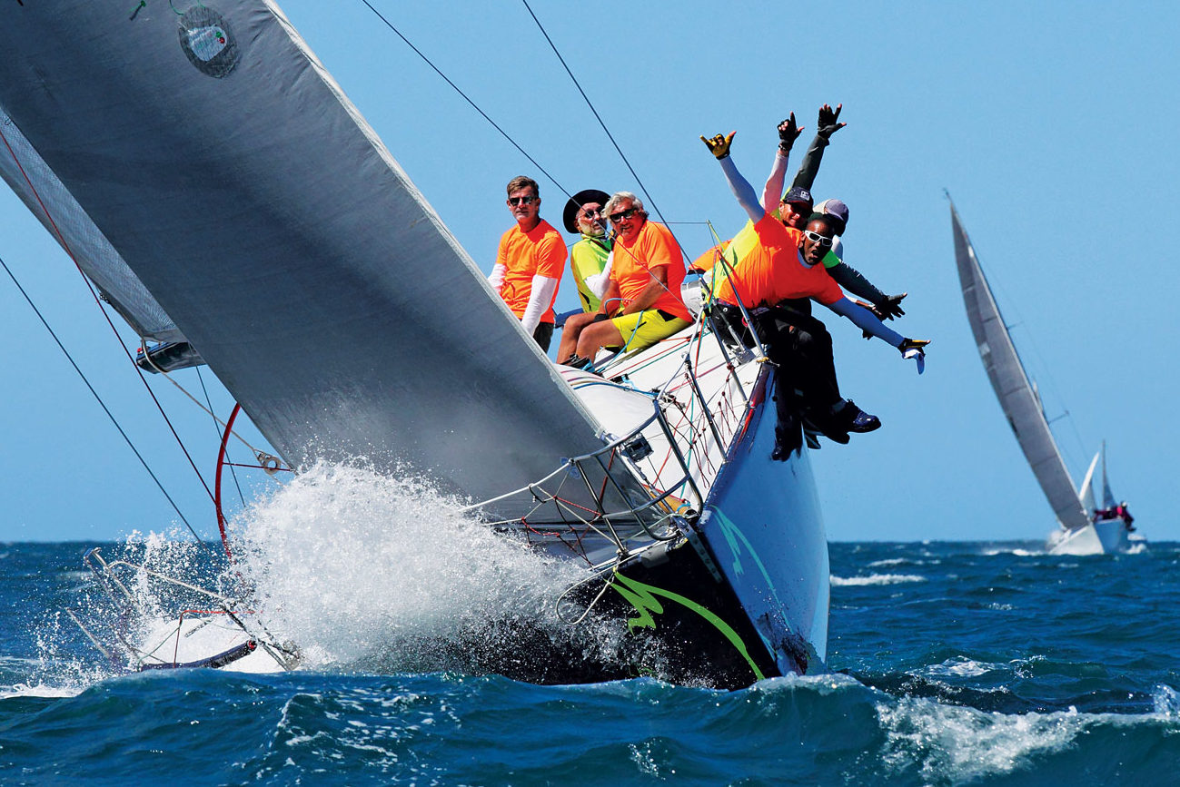 Grenada Sailing Week - Perseverare Diabolicum. Photo: Tim Wright