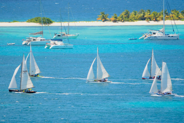 Carriacou Regatta 2017. Grenada Tourism Authority
