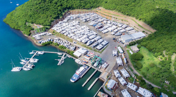 Clarkes Court Marina and Boatyard