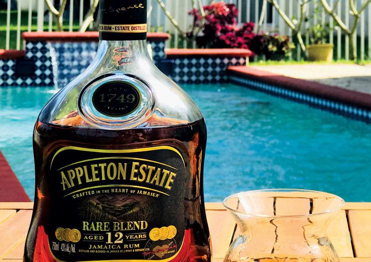 Rum Review: Appleton Estates Rare Blend 12 Year Old