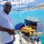 BBQ Fresh Lobster - what a treat