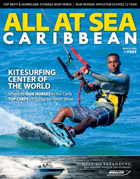 All At Sea - Caribbean - March 2020