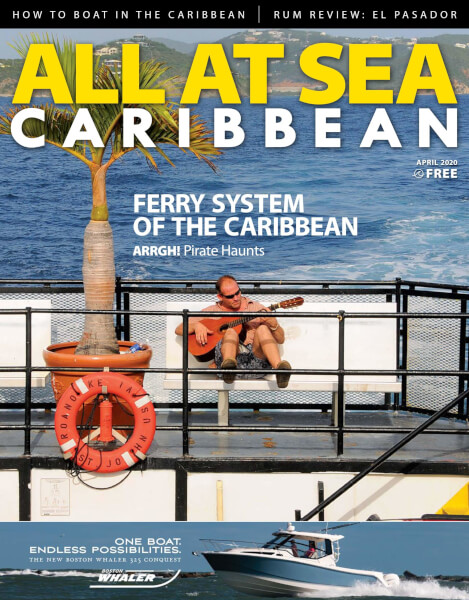 All At Sea - Caribbean - April 2020