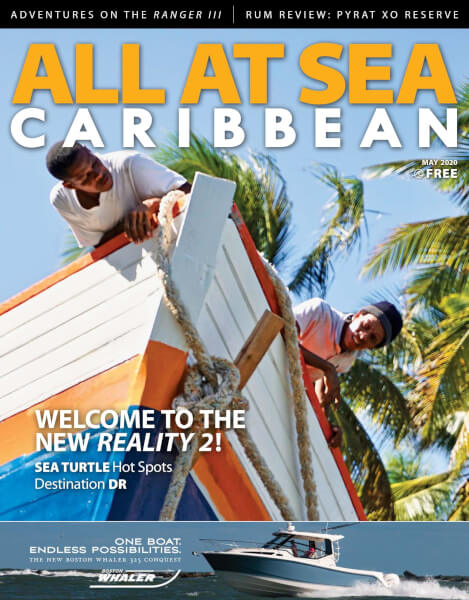 All At Sea - Caribbean - May 2020