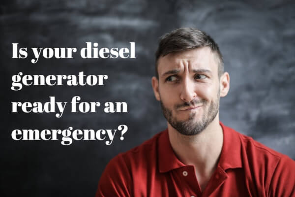 Is your Generator Ready for an Emergency?