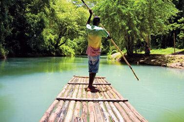 Martha Brae River, Jamaica