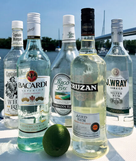 Rum Options For Daiquiri