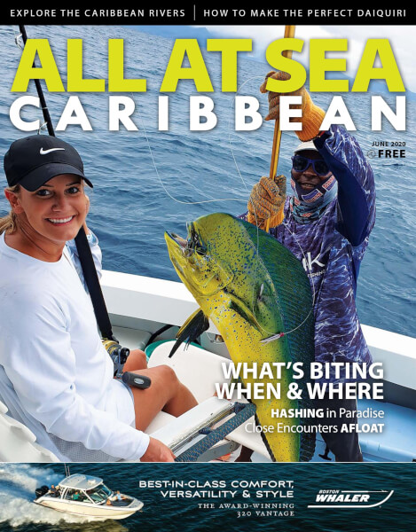 All At Sea - Caribbean - June 2020