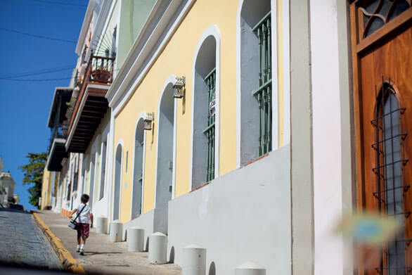 Old-San-Juan. Photo: Caribbean Tourism Organization