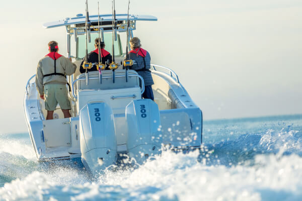 Mercury Marine is now a supply partner for BRP-owned boat brands Alumacraft, Manitou and Telwater.