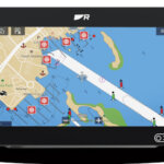 The Raymarine Axiom+ is a powerful new series of multifunction displays.
